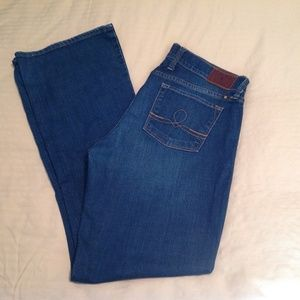 Lucky Brand Woman's Sophia Boot Cut Size 8/29 EUC!